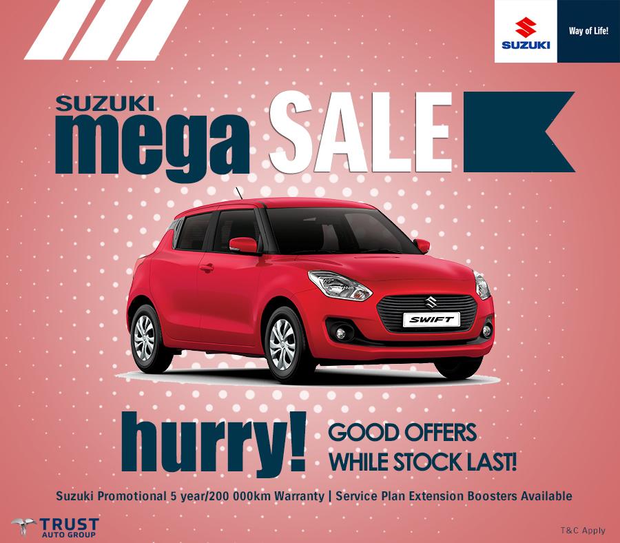 Car Finance Calculator: Welcome To Suzuki Cape Town